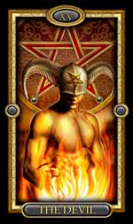 Аркан Дьявол значение